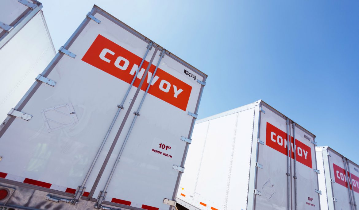 Convoy raises $400 million to expand its on-demand trucking platform